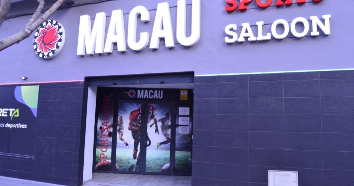 Fachada de Macau Ronda