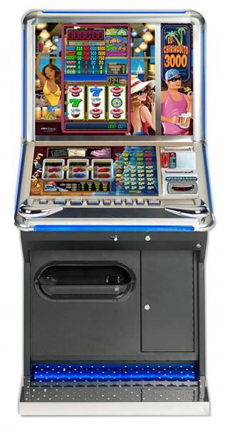 máquina slot el chiringuito