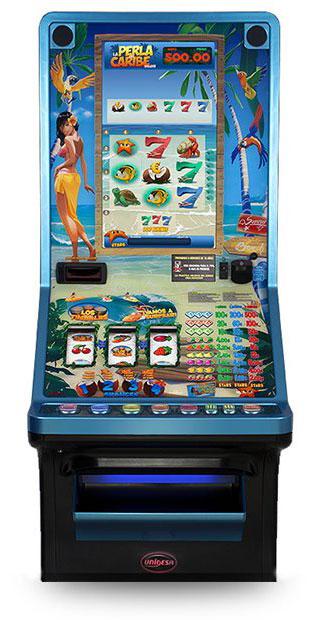 máquina slot perla del caribe
