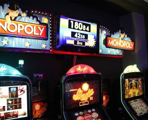 jackpot en salón de juego puerto de sagunto