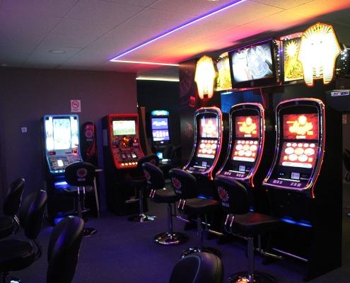 jackpot en salón de juego valencia (burjassot)