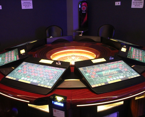 ruleta grand jeux prestige en salón de juego valencia (burjassot)